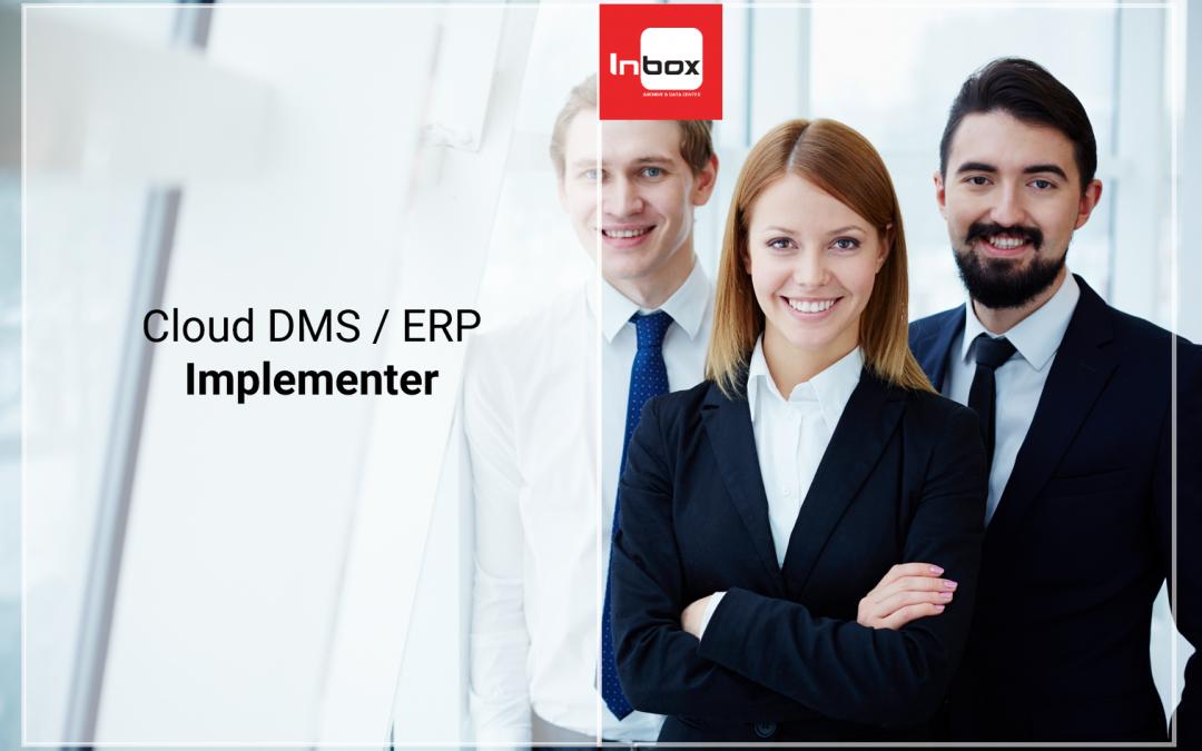Cloud DMS/ERP имплементатор